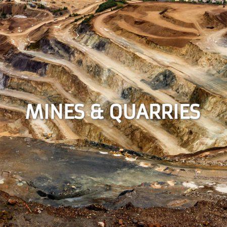 Madenler & Taş Ocakları