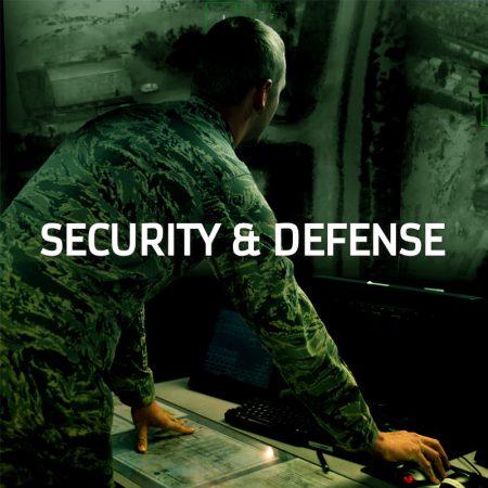 Güvenlik & Savunma