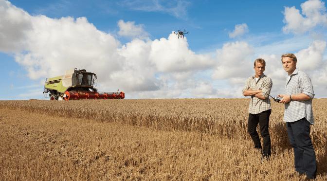 Tarımda drone Rembeltech.com
