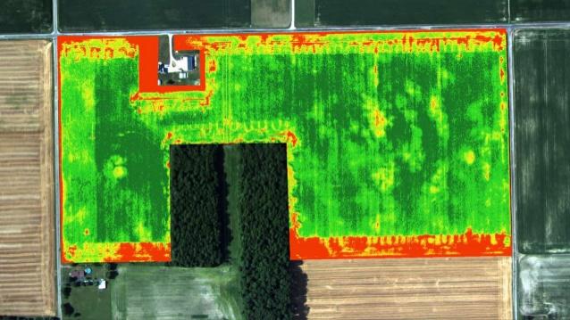 Tarımda drone kullanımı